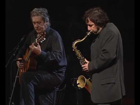 Paco Ibañez Palau Musica Barcelona 2002