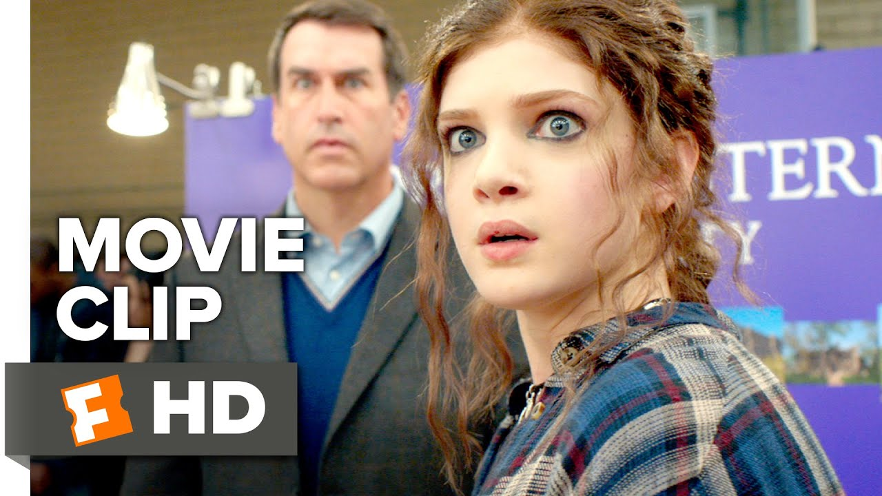 My Fat Greek Wedding 2 Movie Clip College Fair 2016 Elena Kampouris Nia Vardalos Hd You