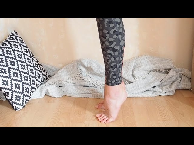 JÓGA | 6 min | chodidla