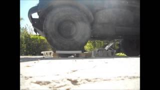 ebe Loseta P50 bajo carga de Camión UNIMOG 426 Largo