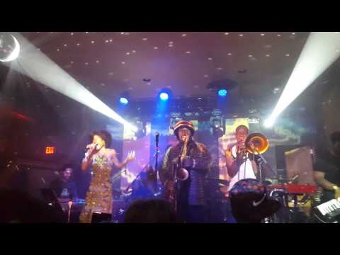 Kamasi Washington - Cherokee Live at Aisle...