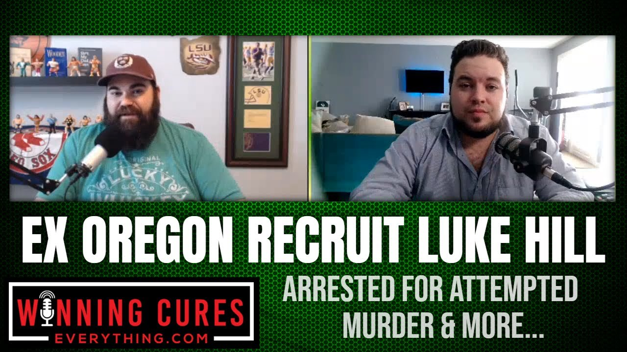 Former Oregon Ducks Recruit Luke Hill Arrested for Attempted Murder