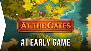 Jon Shafer's At The Gates ► #1 Early Game - 4X Strategy Gameplay - [Gamer Encounters]