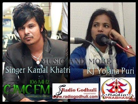 MUSIC N MORE with singer Kamal Khatri