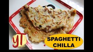 Spaghetti Dosa Recipe - Noodles Dosa Recipe