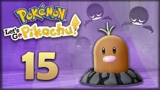 БАШНЯ ПОКЕМОНОВ - Pokemon: Let's Go, Pikachu #15 - Прохождение (ПОКЕМОНЫ НА НИНТЕНДО СВИЧ)