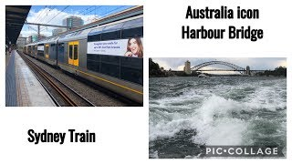 TRAVEL VLOG ||  AUSTRALIA'S ICON HORBOUR BRIDGE  ||  BANGLA VLOG