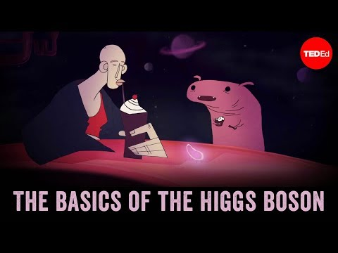 The basics of the Higgs boson - Dave Barney and Steve Goldfa