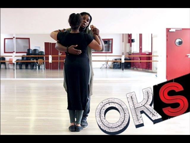 Kizomba Basics - Moving Forward/backward 🎓 OKS 🎓
