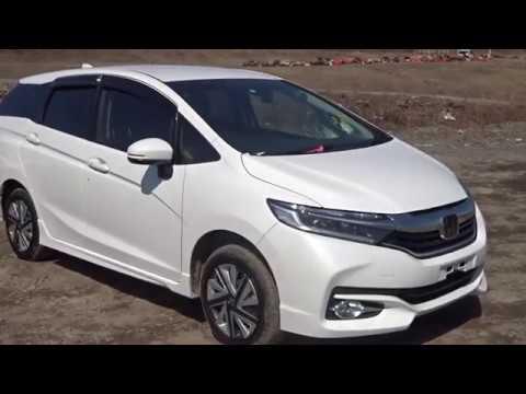Honda Shuttle, 2018 год - YouTube
