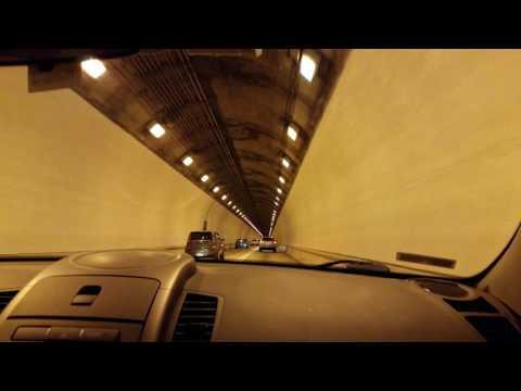 Pittsburgh Pennsylvania Liberty tunnels