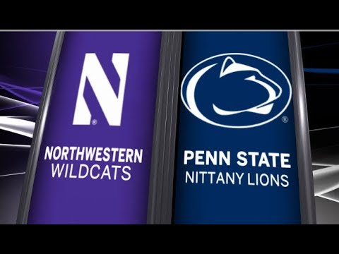 Big Ten Basketball Highlights: Northwestern at Penn State