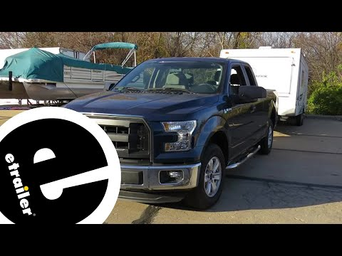 Ford F 150 Towing Mirrors With Power Heated Glass Tur Doovi