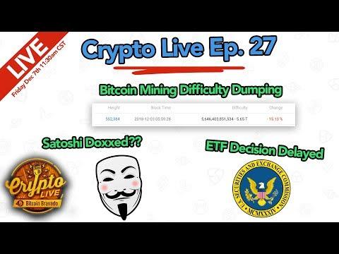 Freaky Friday -  Crypto Live Ep. 27