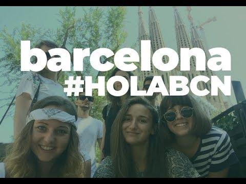 BARCELONA 2017 (Gopro Hero+) #holaBCN