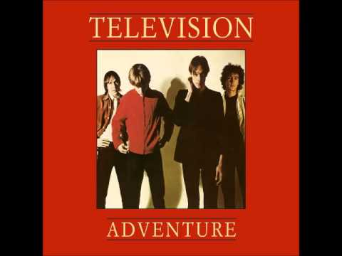 TELEVISION - ADVENTURE [FULL ALBUM] 1978