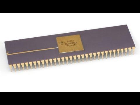 İşlemci Tarihine Devam: 16-bit Işlemciler