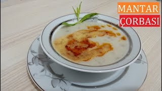 Mantar Çorbası, Mantar Çorbası Tarifi, çorba tarifleri,
