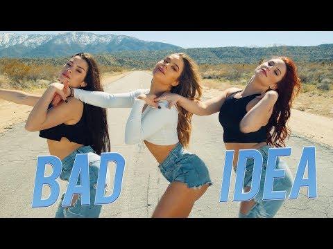 Tessa Brooks | Ariana Grande - Bad idea | Choreographed by Kyle Hanagami