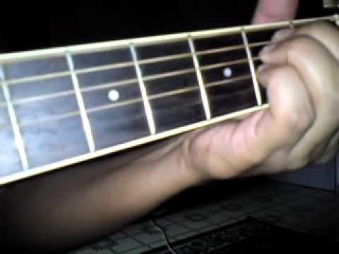 Dygta-Kerna Ku Sayang Kamu Guitar Acoustic.