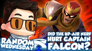 【Analysis】Did The Up Air Nerf Hurt Captain Falcon? - ZeRo