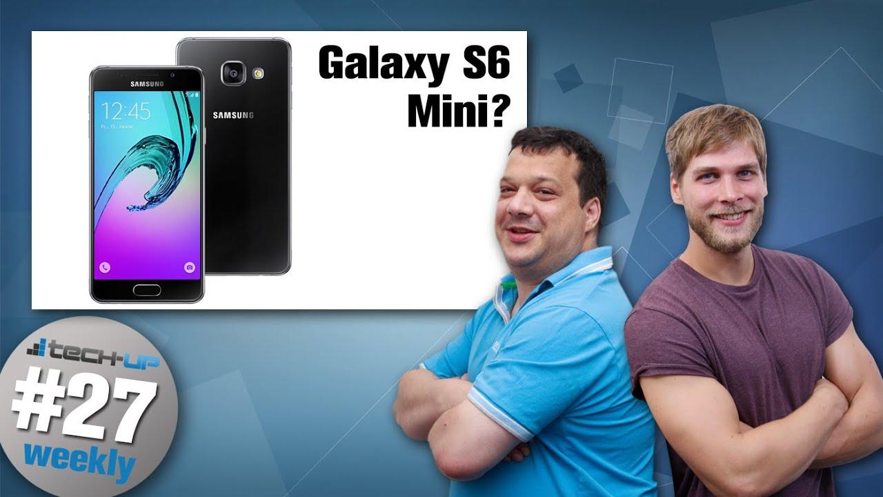 Galaxy S6 Mini Halo 5 Auf Hololens Spielbar Zuckerberg Spendet 45 Mrd Tech Up Weekly 27