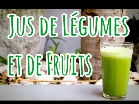 ep 139 recette jus de l gumes et de fruits plein d 39 nergie r quilibrage r gime. Black Bedroom Furniture Sets. Home Design Ideas