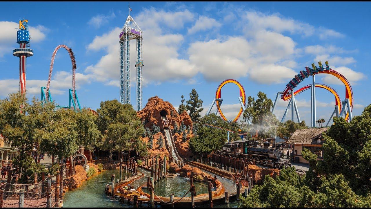 Knott S Berry Farm California S First Theme Park Youtube