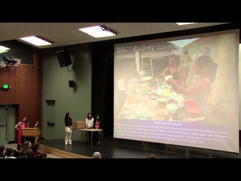 2013 Holocaust and Genocide Lecture Series - March 26, 2013 - Lucia Roncalli