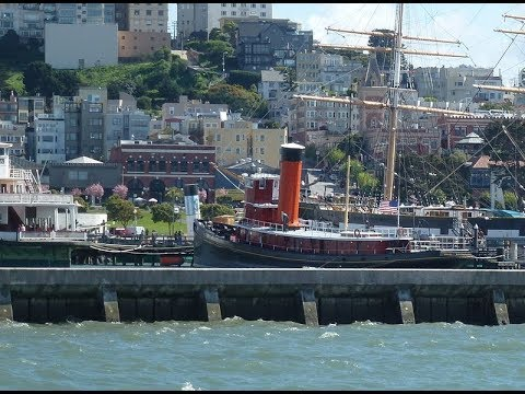 Places to see in ( San Francisco - USA ) San Francisco Maritime National Historical Park