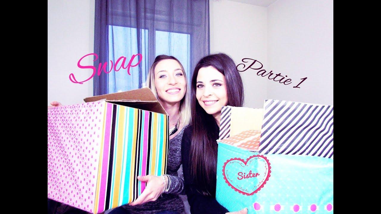 Download Swap Partie 1 / On déballe nos paquets ensemble♡