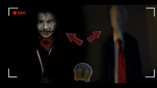 JEFF THE KİLLER VE SLENDERMAN EVİME SALDIRDI😱!!! (ELVEDA)