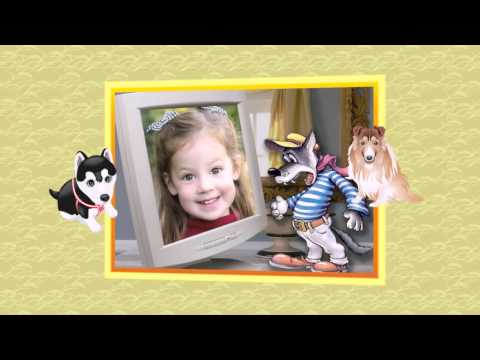 Детские фоторамки