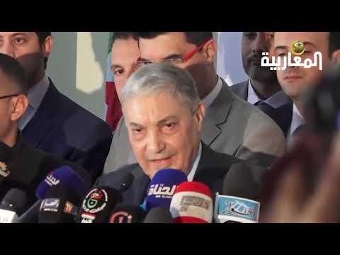 محاولة فرض الإنتخابات الرئاسية في الجزائر بالقوة والشعب يقاوم 🗳️✌️ الجزائر_لن_تنتخب