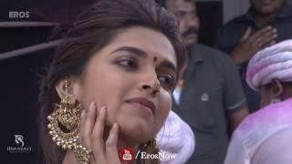 Behind the Scenes of film 'Ram Leela' starring Ranveer Singh, Deepika Padukone, Priyanka Chopra
