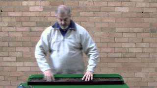 How To Re-cloth A Pool Snooker Table Part 1 Of 4