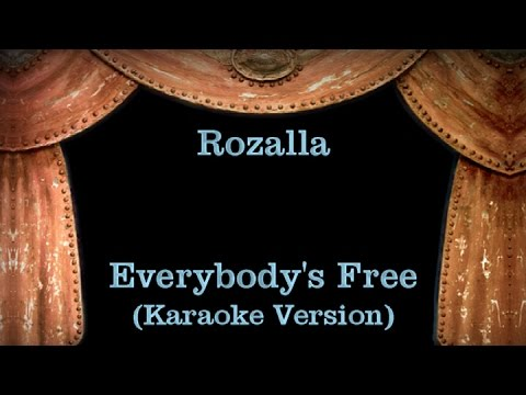 Rozalla - Everybody's Free - Lyrics (Karaoke Version)