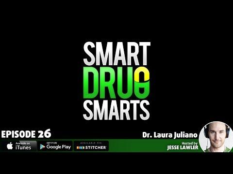 Episode 26 - Dr  Laura Juliano Discusses Caffeine