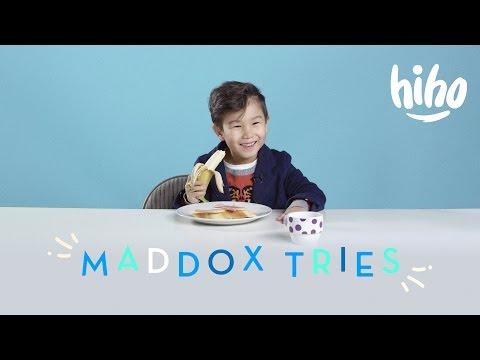 Maddox Tries | Kids Try | HiHo Kids