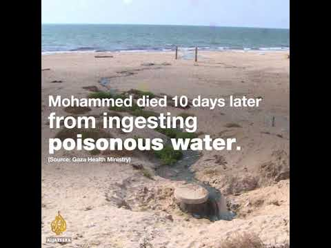 Child dies after swimming at Gaza beach