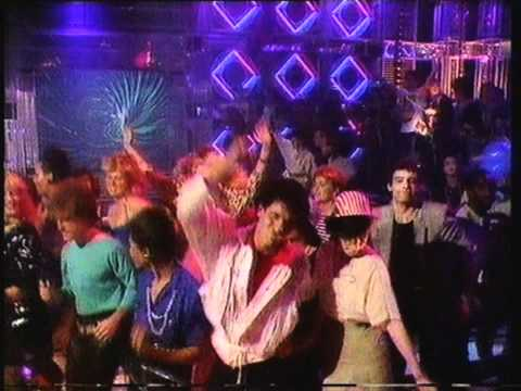 Matthew Wilder  Break My Stride Top Of The Pops 1984