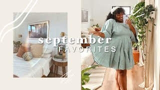 💫 September Favorites 2020 | Home, Fashion, Beauty + TV!