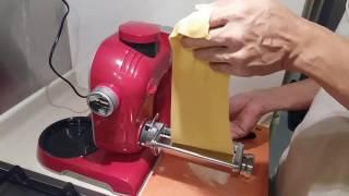 Bosch Mum5 Noodles Making