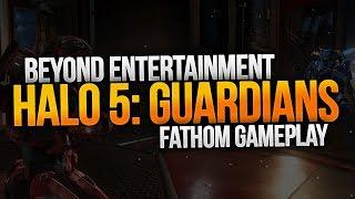 Halo 5: Guardians - NEW Fathom Gameplay [Gamescom 2015]