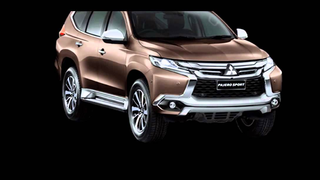 2018 Montero Philippines >> 2016 Mitsubishi Pajero Sport Deep Bronze Metallic - YouTube