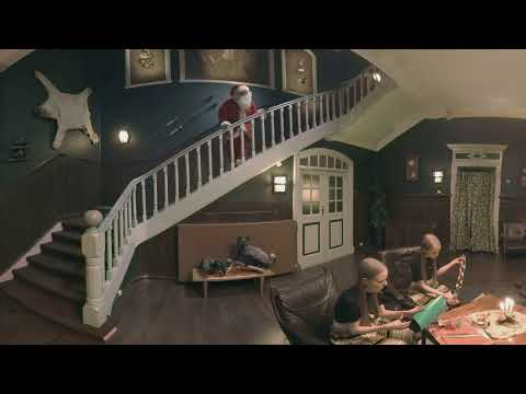 360-vinkel: Trapp | Jul i Blodfjell | TVNorge