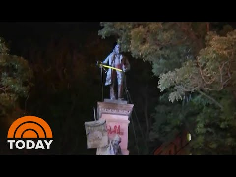 How National Monuments Have Become A Flashpoint In America's Culture Wars | TODAY