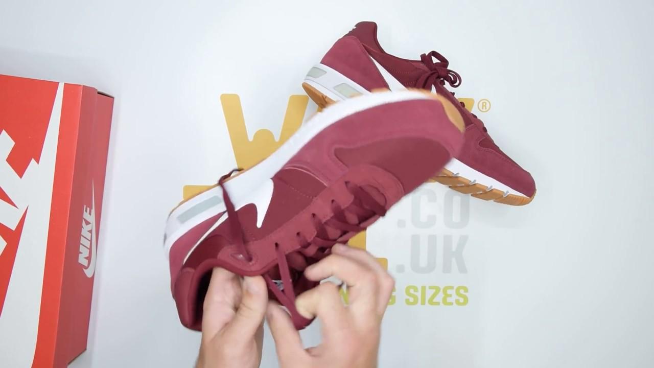 f16bf793dd0 Nike Nightgazer - Red White - Unboxing   Walktall