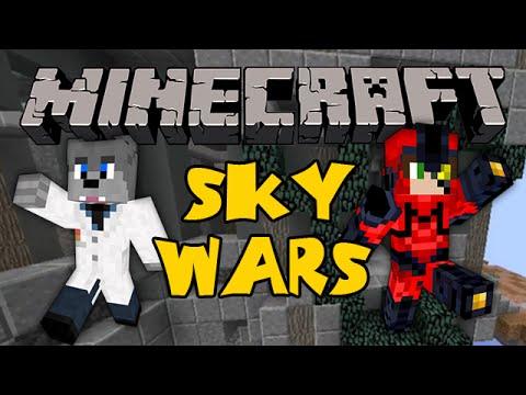 ΕΙΝΑΙ ΠΟΛΛΟΙ! (Minecraft: Skywars)