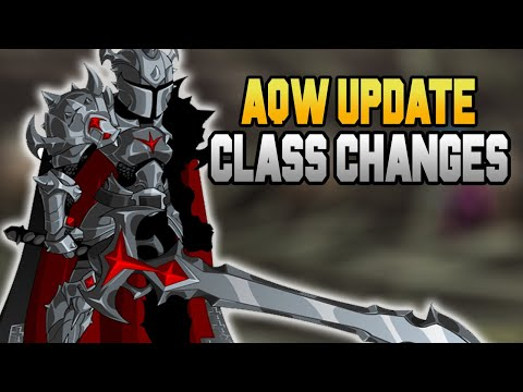 AQW- NEW UPDATES, Sentinel Class Rework, New BrightShadow boss drops And new 10k Collection Chest